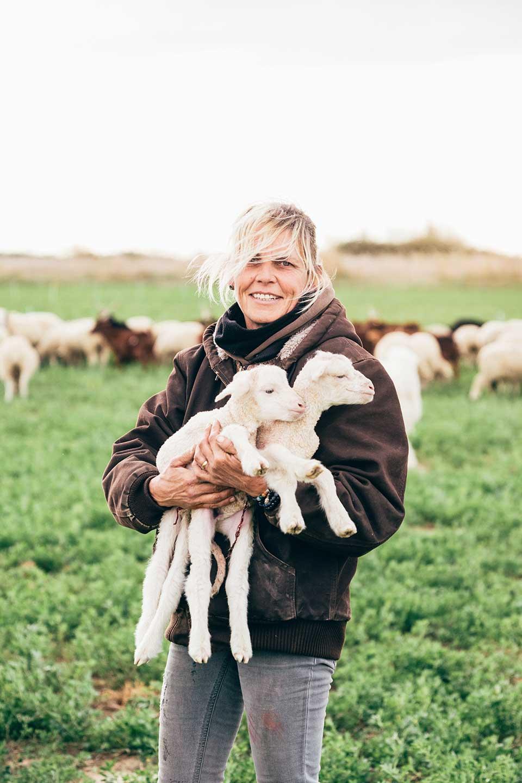 Rencontre avec Jacqueline notre bergère passionnée
